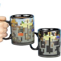 Minecraft Tasse Minecraft Farbwechselbecher