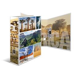10 HERMA Globetrotter Motivordner Africa 7,0 cm DIN A4