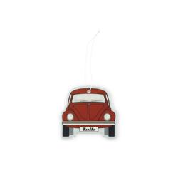 VW Collection by BRISA Autopflege-Set VW Käfer, Zubehör für Auto rot