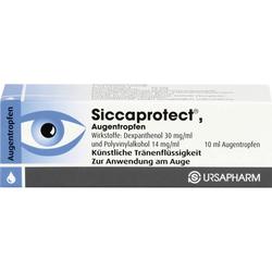 SICCAPROTECT Augentropfen 10 ml