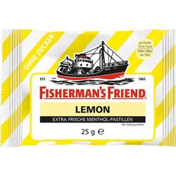 FISHERMANS FRIEND LEMON O Z