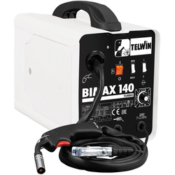 TELWIN Schutzgasschweißgerät Bimax 140, 50 - 120 A