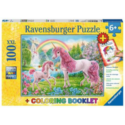 Ravensburger 13698 Puzzle Magische Einhörner 200 Teile 13698