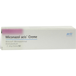 Miconazol Acis Creme