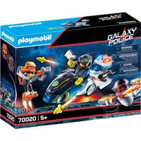 Playmobil Galaxy Police-Bike 70020