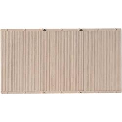 52418 H0, TT Kunststoff-Platten Holz (L x B) 200mm x 100mm Kunststoffmodell