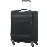 American Tourister Herolite Super Light 2-Rollen 55 cm / 41-50 l volcanic black