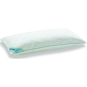 Nackenstützkissen, Traditional Schlafkissen EasyClean Medium, Tempur, Füllung: Viscoschaum-Granulat, Bezug: 100% Baumwolle, (1-tlg), mit EasyClean Material™ 80x40 cm
