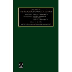 Res Soc Org V14 als Buch von Bamberger/ Miriam Erez