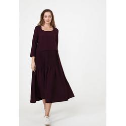 MaDam-T A-Linien-Kleid Kleid Elenis 40