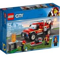 Lego City Feuerwehr-Einsatzleitung 60231