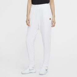 NikeCourt Tennishose - Weiß, size: 2XL