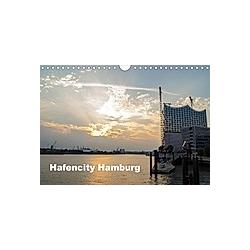 Hafencity Hamburg - die Perspektive (Wandkalender 2021 DIN A4 quer)