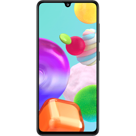Samsung Galaxy A41 64 GB prism crush black
