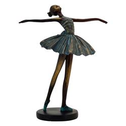 Tänzerin Skulptur