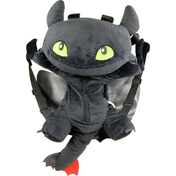 United Labels® Kinderrucksack Dreamworks Dragons - Ohnezahn, 60 cm
