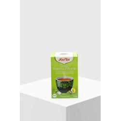 Yogi Tea Grüntee Matcha Zitrone 17 Teebeutel