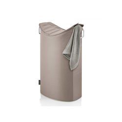 Wäschesammler FRISCO taupe (BHT 45x70x28 cm) Blomus
