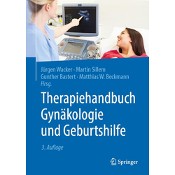 Therapiehandbuch Gynäkologie und Geburtshilfe: eBook von