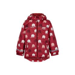 CeLaVi Winterjacke Winterjacke für Mädchen rot 92