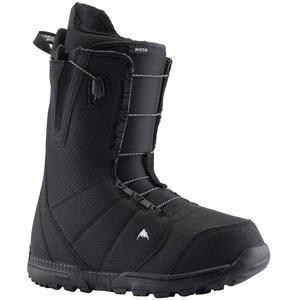 Burton Herren Moto Schwarz ( BLACK )Snowboard Boot, 42.5