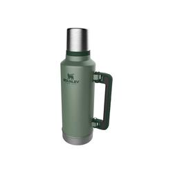 STANLEY Isolierflasche Stanley CLASSIC VAKUUM-FLASCHE 1,9 l grün