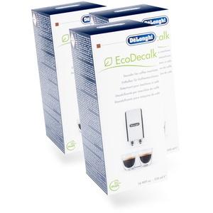 3 x DeLonghi Entkalker/ EcoDecalk für Kaffevollautomaten und Kaffeemaschinen/ je 500ml/ PowerPlus / DLSC500