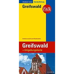 Falk Plan Greifswald - Buch