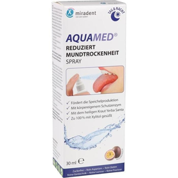 miradent Aquamed Mundtrockenheit Spray