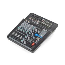 Samson Mischpult Samson Mixpad MXP124FX 12-Kanal USB Mischpult