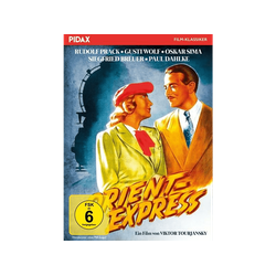 Orient-Express DVD