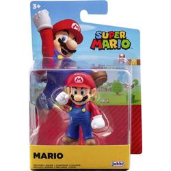 Spielfigur Standing Mario Figur 6,5cm