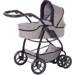 Knorrtoys® Puppenwagen Coco - Stone