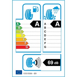 Goodyear EfficientGrip Performance 225/55 R17 101W