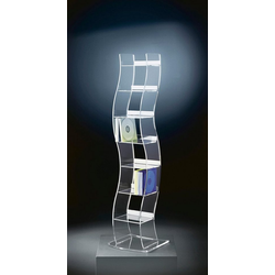 Places of Style CD-Regal Remus, aus Acrylglas