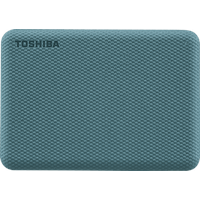 Toshiba Canvio Advance 2 TB USB 3.2 grün