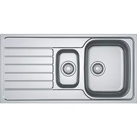 Franke SKX 651 101.0497.695 Küchenspüle SPARK seidenmatt,