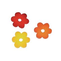 Rayher Holz-Streudeko Blüten 18 St.