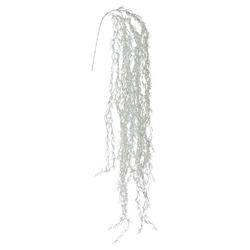 Kunstblume Bromelien Tillandsie Ranken 1 Stk Länge 146 cm grau Bromelien, matches21 HOME & HOBBY, Höhe 146 cm, Indoor
