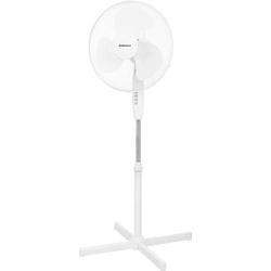 Basetech Standventilator 45W (Ø x H) 400mm x 1250mm Weiß