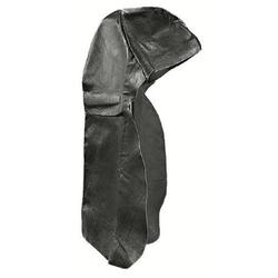 Lederschutzkappe Schutzkappe mit Nackenschutz aus Leder Schweißerschutzkappe