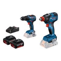 Bosch GDX 18V-200 Professional inkl. GSR 18V-55 Professional