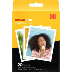 Kodak RODZL3X420 Fotopapier 89 x 108mm 20 St. Reißfest