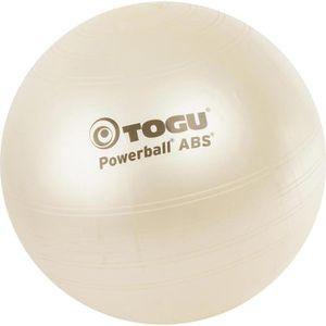 Togu Gymnastikball Powerball ABS, groß, 65cm, belastbar bis 500kg, pearl