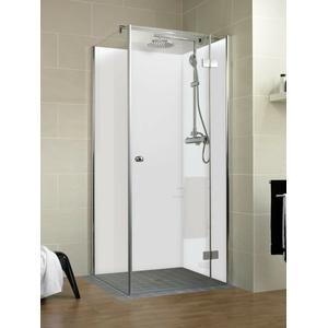 Schulte Duschrückwand Decodesign Set über Eck 900 x 2100 weiß