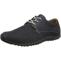 CAMEL ACTIVE Herren Manila Derby, Blau (Midnight 04), 43