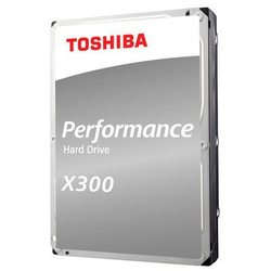 Toshiba X300 Performance 10TB Kit HDD-Festplatte 3,5