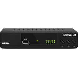 TechniSat Digital Kabel-Satreceiver HD-C 232 HD-TV, SD-TV, DVB Radio