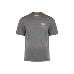 CATERPILLAR T-Shirt Caterpillar Caution L