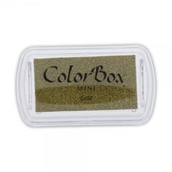 Clearsnap - Colorbox Mini Inkpad Metallics Gold (6,7 x 3,5 cm)